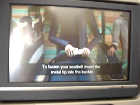 Oman Air Safety video airbus A 330