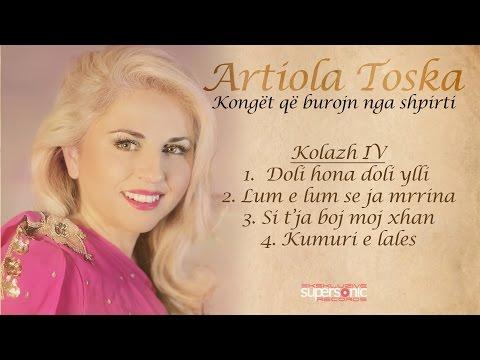 ARTIOLA TOSKA - KOLAZH IV  ( Albumi: Konget Qe Burojn Nga Shpirti )