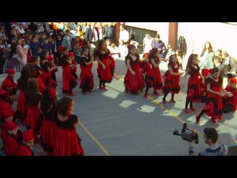 Büyük Fuat Paşa İ.O 2/A Sınıfı --23 Nisan 2013 Gösterisi