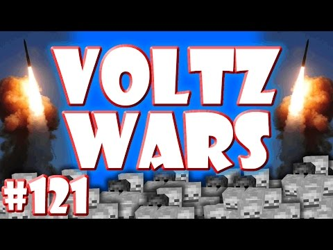 Voltz Wars #121 The Battle Of The Rock - Part 2