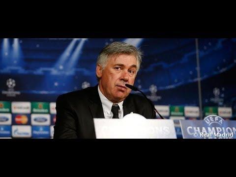 Real Madrid 3-0 Borussia Dortmund: conferencia de prensa de Carlo Ancelotti