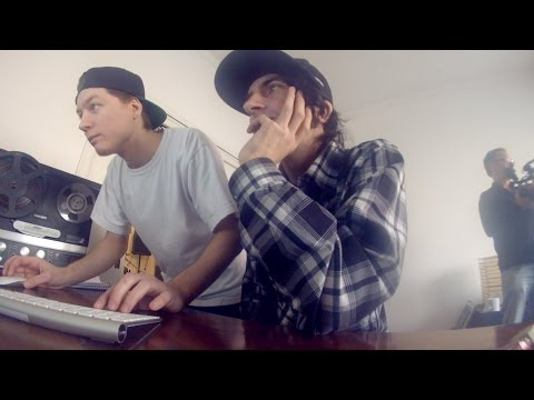 Diario de grabacion 4 con Emanero
