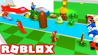 Roblox → FÁBRICA do PLANTS VS ZOMBIES (Parte 2) !! - Plants vs Zombies Tycoon 8.0 🎮