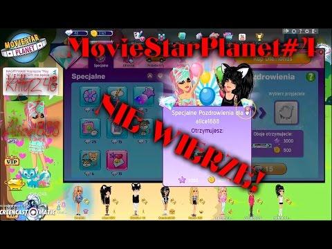 MovieStarPlanet#4 - NIE WIERZĘ! O.o - BOOSTER z Gabrysią :3