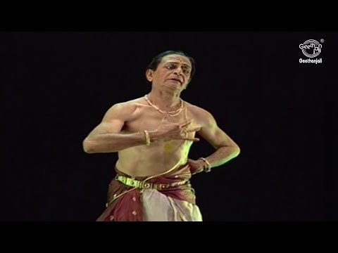 Bharatanatyam Legends - Prof. C. V. Chandrasekhar - Thillana (varnam) video