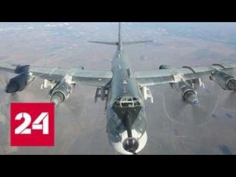 Внезапная атака ВКС в Сирии: эксклюзив Вестей - Россия 24