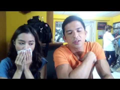 BloggersChat with Dennis Trillo & Kris Bernal-Ivan and Andeng