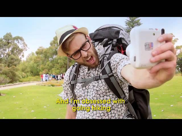 Piazza Pics 2014 - Hipsters - Parody Music Video