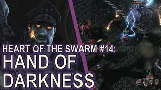 Starcraft II: Heart of the Swarm Mission 14 - Hand of Darkness [Mass Mutalisk!]