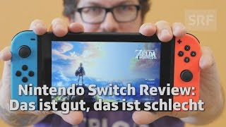 Nintendo Switch: Das Review