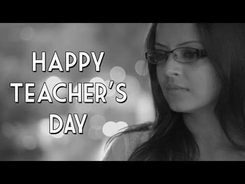 Teacher's Day Special - A Tribute To Teachers [2014] video