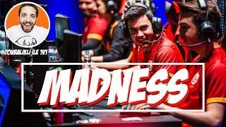 Madness: Yarı finale çıkacağımızı düşünüyordum   tonbalikli ile 1v1 sohbet programı