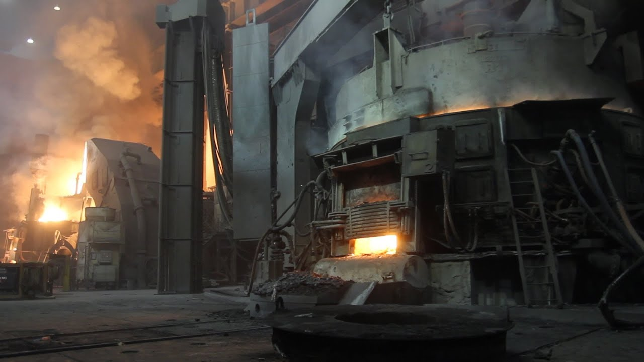 Systems Spray Cooled Electric Arc Furnace Eaf Water