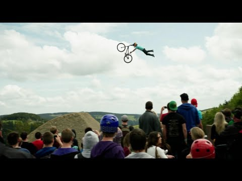 Slopestyle MTB Contest - Red Bull Berg Line 2013 - TEASER