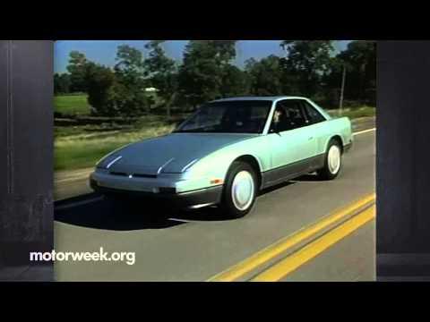 MotorWeek   Retro Review : '89 Nissan 240SX