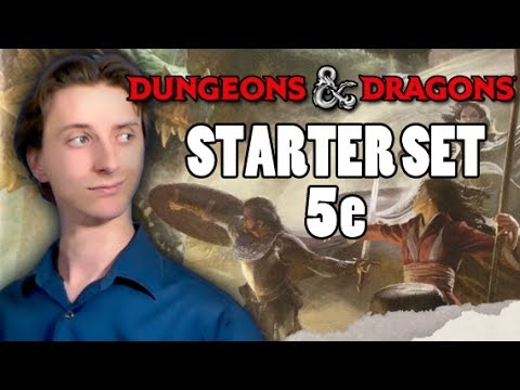 Dungeons & Dragons 5E Starter Set