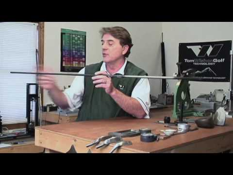 Wishon Golf - The Basic Elements of Professional Shaft Fitting