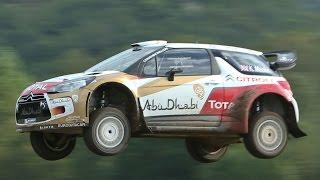Autocar drives Citroën's WRC car