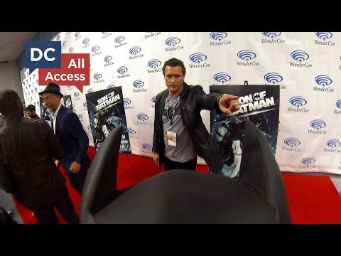 Batcam @ WonderCon 2014