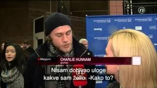 Charlie Hunnam - In Magazin ( Nova TV)