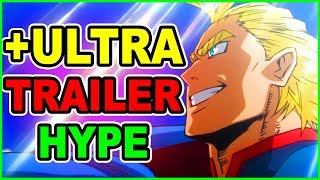 YOUNG ALL MIGHT! NEW MY Hero Academia Movie SECOND Trailer! Full Shot by Shot BREAKDOWN