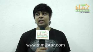 Karthick Acharya At Peechaankai Short Film Screening