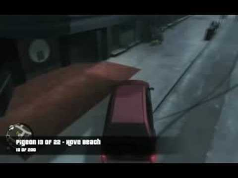 GTA IV Endangered Species Walkthrough