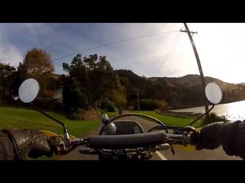Banks Peninsula by Motorcycle
