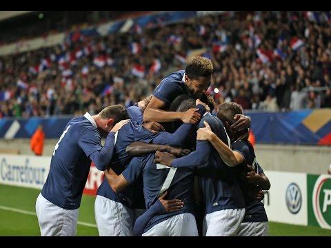 France-Brésil Espoirs (2-1) : buts et réactions !