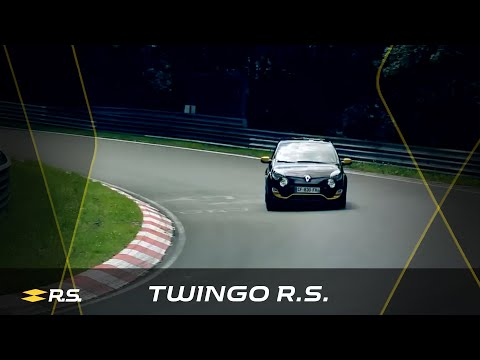 New Twingo R.S. : Challenge us if you can! #2