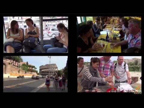 EU'GO Study Visit 3 in Rome, Italy
