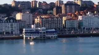 Lugares para visitar. Santander-Portsmouth en Ferry.