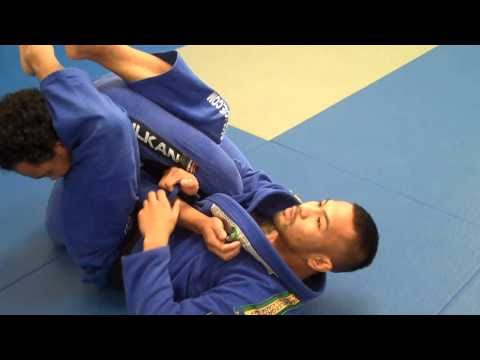 2 Overhook Submissions from Closed Guard - Charles Gracie Jiu-Jitsu Image 1
