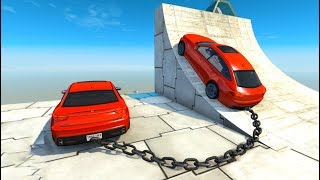 High Speed Jumps Compilation #6 - Beamng Drive (BeamNG Drive Crashes)