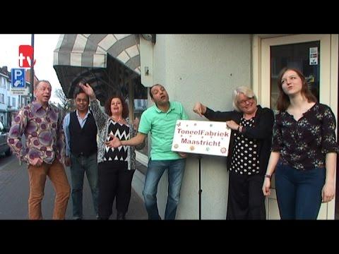 ToneelFabriek Maastricht premiere voorstelling de straat