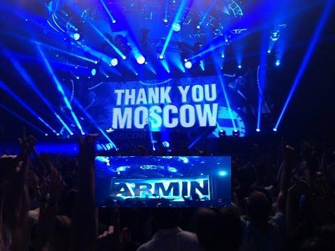 Armin van Buuren – Live@Moscow 15.08.2015