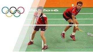 Rio Replay: Badminton Mixed Doubles Gold Medal Match