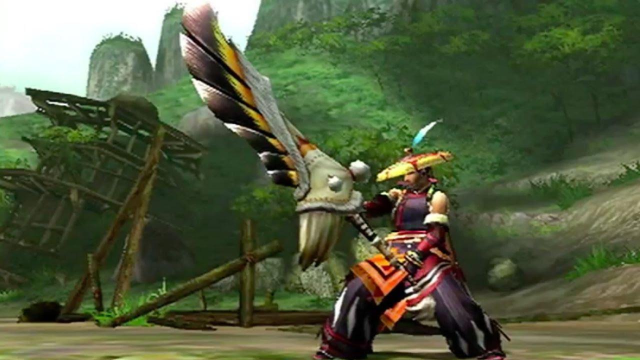 Monster Hunter X - Great Sword Official Trailer