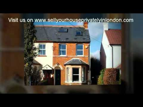 Sell your house privately in london