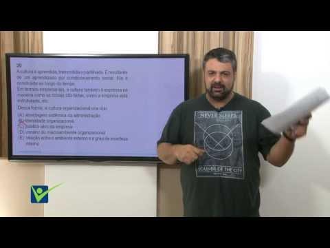 Correção - Banco do Brasil 2014 - CESGRANRIO - Cultura Organizacional - Wendell Leo