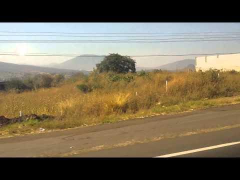 Rumbo a Zamora Michoacan 2014