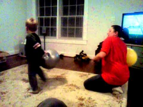 Step mom gets beat down by step son