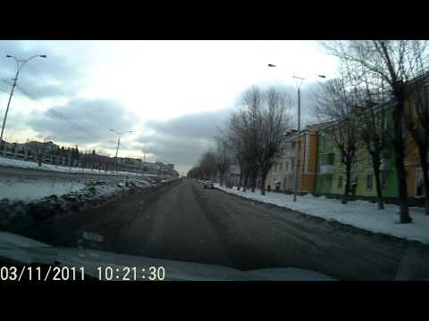 CarCam HD Car DVR, test 720p HD