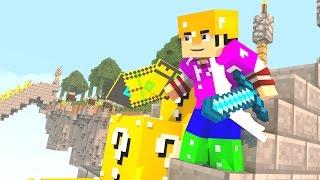 Minecraft Mod: ESCADONA - MINERADORA MAIS RAPIDA (Power Gens Mod) ‹ AM3NIC ›