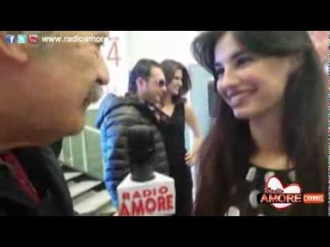 Francesca Chillemi intervistata da Radio Amore