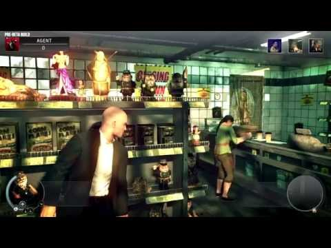 Hitman Absolution - &quot;Streets of Hope&quot; E3 2012 Playthrough [US]