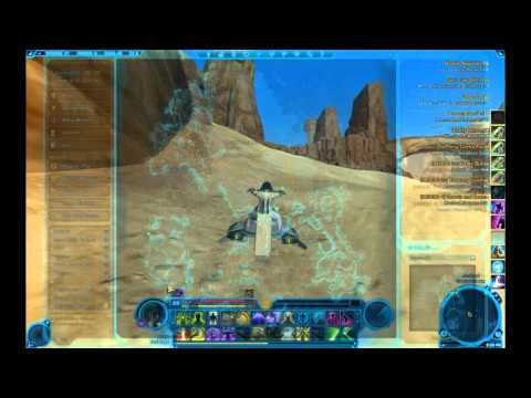 SWTOR Datacron Location Guide Tatooine Republic