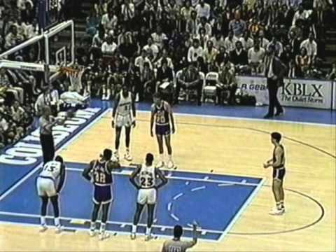 John Stockton puts up one of his best career games trying to save the Utah Jazz from a sweep by the Golden State Warriors. As the rest of his squad struggle ...