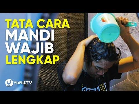 Download  Tata Cara Mandi Wajib yang Benar Sesuai Sunnah LENGKAP 2019 Gratis, download lagu terbaru