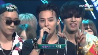 [Today Winner] 150514 BIG BANG (??) 1? Win & Encore @ M! Countdown